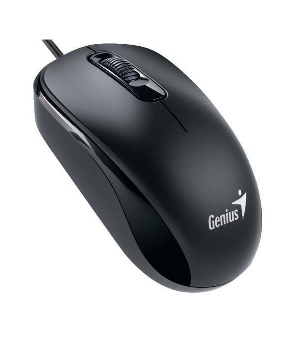 genius raton dx 110 usb optico 1000dpi negro 1