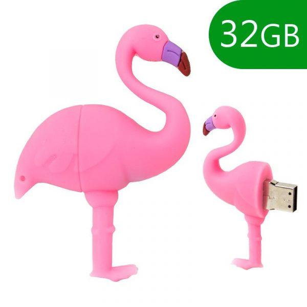 pen drive usb x32 gb silicona flamenco 1