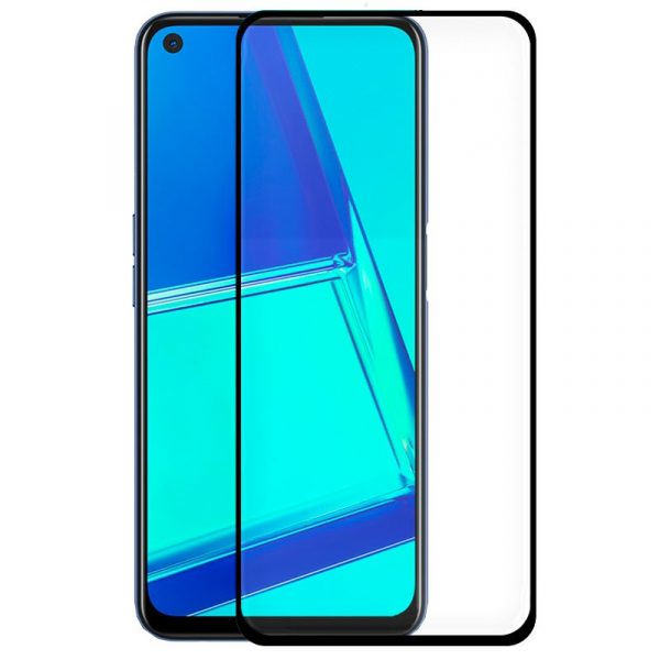 protector pantalla cristal templado oppo a52 a72 a92 realme 6 pro full 3d negro 1