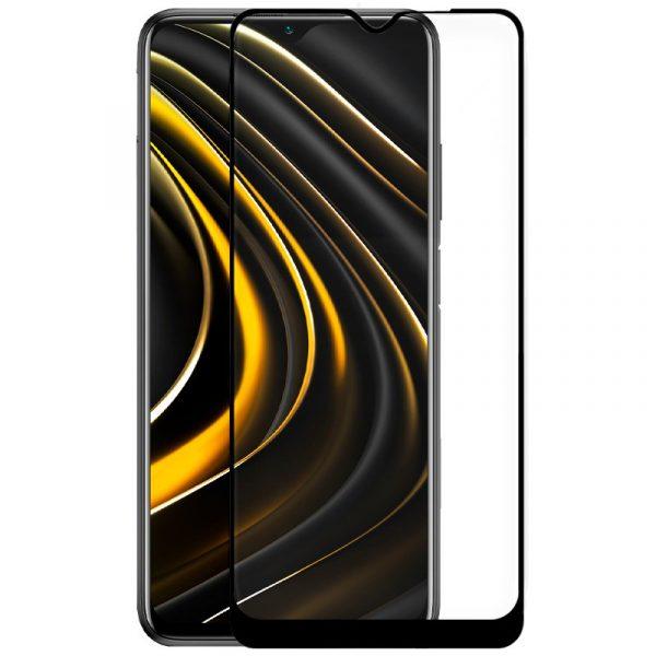 protector pantalla cristal templado xiaomi pocophone m3 full 3d negro 1