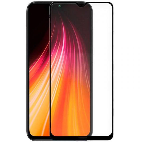 protector pantalla cristal templado xiaomi redmi note 8 full 3d negro 1